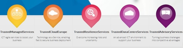 ebrc trusted services one stop shop