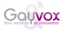 gayvox site de rencontre